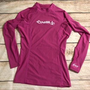 O'Neill rash guard